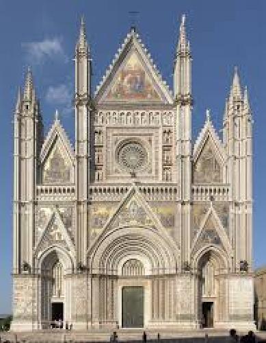 Concerto di Pasqua dal Duomo di Orvieto 2014 Foto