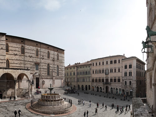Vacanze di Pasqua a Perugia