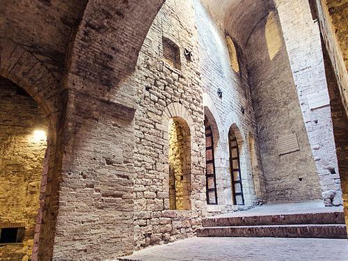Turismo religioso pellegrini Perugia per Pasqua