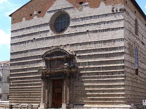 Messe pasquali a Perugia